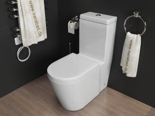 stand wc mit sp lkasten komplett sonstige preisvergleiche erfahrungsberichte und kauf bei. Black Bedroom Furniture Sets. Home Design Ideas
