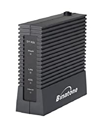 Binatone DT820 Single Port ADSL2+ Modem