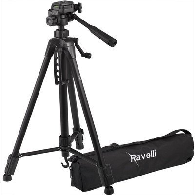Ravelli-APLT4-61-inch-Light-Weight-Aluminum-Tripod-With-Bag