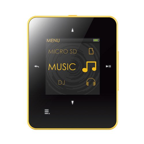 Creative ZEN Style M100 MP3 Player 8GB (Yellow)