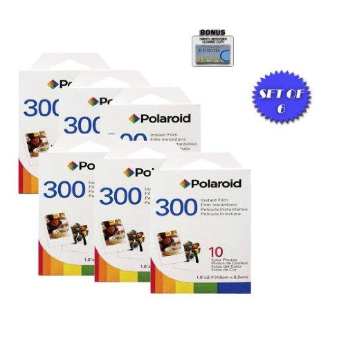 Polaroid PIF-300 Instant Film Photo