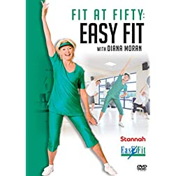 Fit At Fifty: Easy Fit With Diana Moran