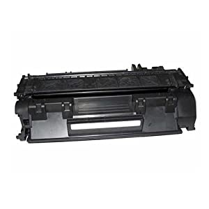 Generic Compatible Toner Cartridge Replacement for HP CE505A (Black)