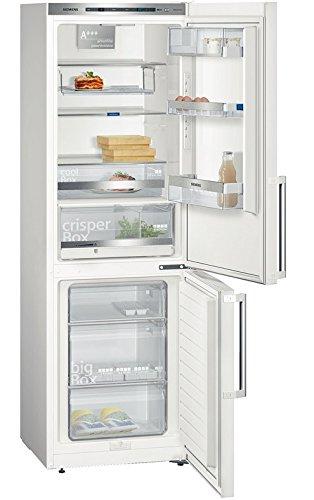 Siemens KG36EBW40 réfrigérateur-congélateur - réfrigérateurs-congélateurs (Autonome, Bas-placé, A+++, Blanc, SN, T, LED)