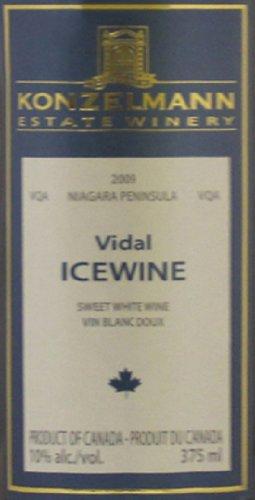 2010 Konzelmann Vidal Ice Wine