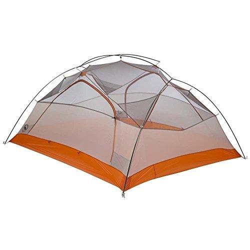 Big Agnes Copper Spur UL 3 Person Tent Tents Terra Cotta/Silver (Big Agnes Copper Spur 2 compare prices)