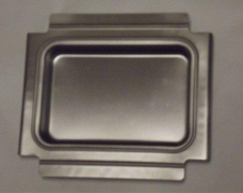 41887 weber gas grill catch pan holder for q 100 120 140. Black Bedroom Furniture Sets. Home Design Ideas