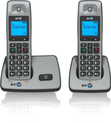 BT 2000 Cordless DECT Phone (Pack of 2) images
