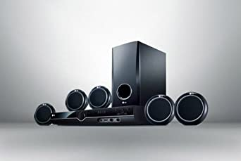 LG MULTIREGION DVD HOME THEATRE SYSTEM MODEL HT356 FULL 5.1 CHANNEL 300W TOTAL OUTPUT FULL MULTI FORMAT and REMOTE CONTROL INCLUDES ENGLAD v GERMANY WORLD CUP FINAL ORIGINAL DVD BY BBC COLLECTABLE