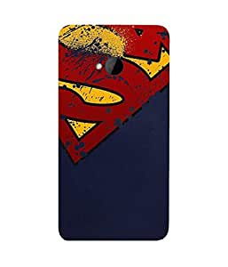 Superman (2) HTC One M7 Case