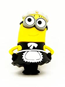 Quace 32 GB Minion Maid Phil Fancy USB Pen Drive