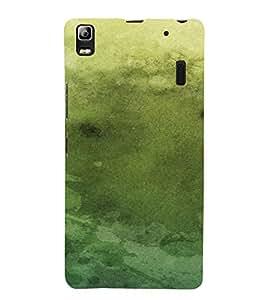 PrintVisa Vintage Canvas Paper Design 3D Hard Polycarbonate Designer Back Case Cover for Lenovo A7000