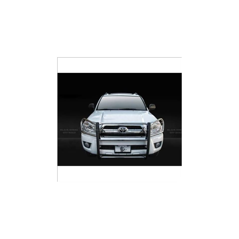 Black Horse Stainless Steel Grill Guard 03 09 Lexus GX470