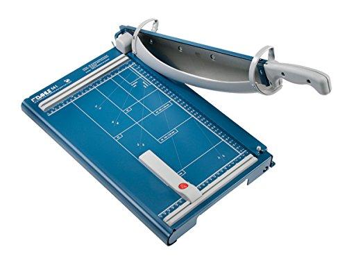 Produktabbildung von Dahle 561 Hebel-Schneidemaschine (265 x 440 mm, Schnittlänge 360 mm, Schnitthöhe 3,5 mm) 35 Blatt