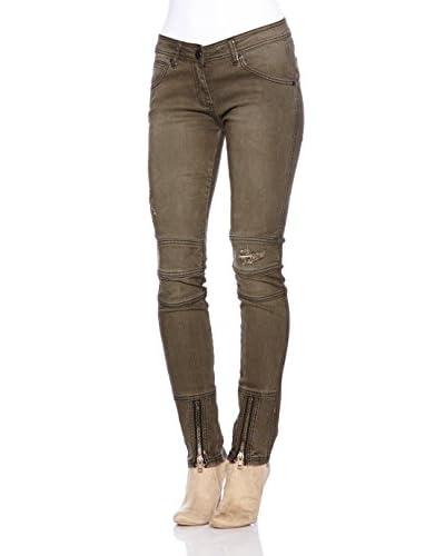Liebeskind Berlin Skinny Jeans Verde W28