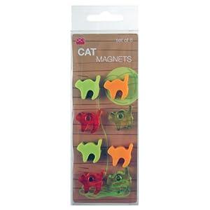 Amazon.com: Mini Cat Magnets: Refrigerator Magnets ...