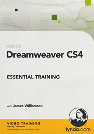 Dreamweaver CS4 Essential Training