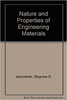 properties of engineering materials Abstract the purpose of this laboratory experiment was to use basic measurements of several different samples of engineering materials and calculate their specific properties.
