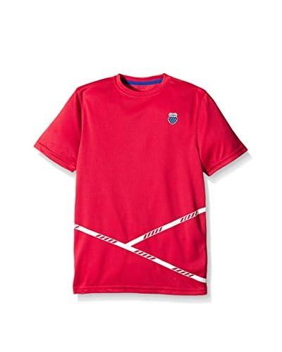 K-Swiss T-Shirt Manica Corta Game II Crew