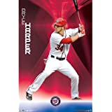 (22x34) Bryce Harper Washington Nationals Baseball Poster