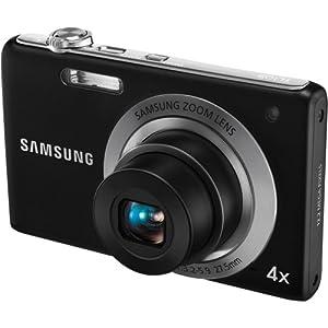 Samsung TL105 Digital Camera, Black