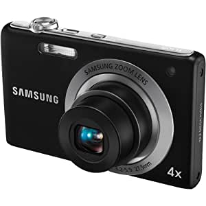 Samsung TL105 Digital Camera, Black