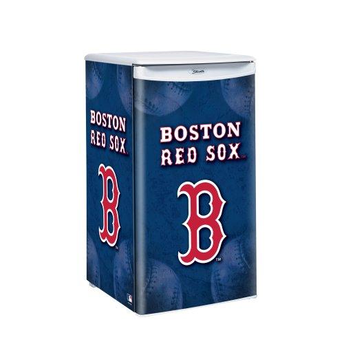 Mlb Boston Red Sox Counter Top Refrigerator
