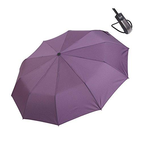 rusong-leisure-hillcrest-golf-umbrella-automatic-open-close-foldable-uv-protection-wind-rain-resista