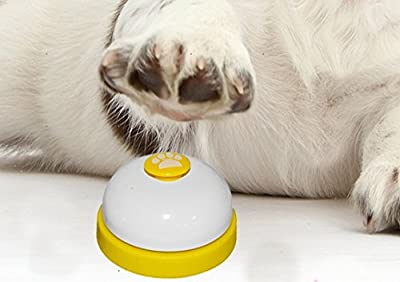 PawPawz Dog Pet Potty Training Bells, Set of 2