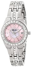 Relic Womens ZR11787 Analog Display Analog Quartz Silver Watch