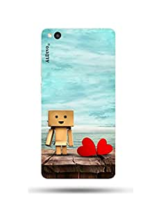 alDivo Premium Quality Printed Mobile Back Cover For Redmi 3S / Redmi 3S Back Case Cover (MKD242)