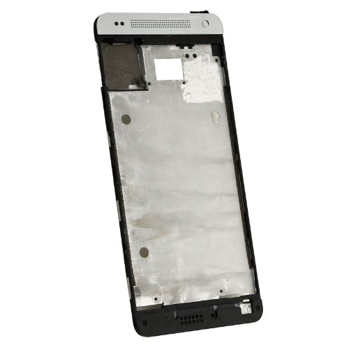 Original Oem Silver Lcd Plate Bezel Holder Frame+Upper Cover Replacement Repair For Htc One Mini M4