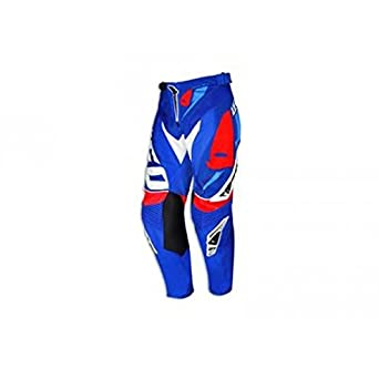 Pantalon ufo revolution bleu/rouge t.44 (eu) - 36 (us) - Ufo 43351044
