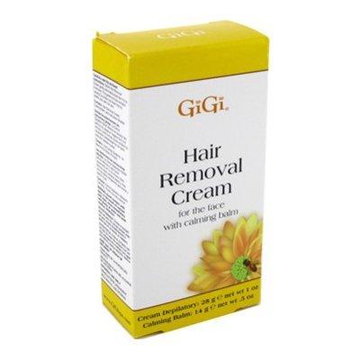 Gigi Hair Removal Cream For Face With Calming Balm