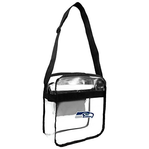 NFL-Seattle-Seahawks-Clear-Carryall-Crossbody-Bag