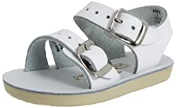 Salt Water Sandals by Hoy Shoe Sea Wees,White,1 M US Infant
