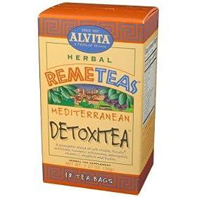 Alvita Remetea Detoxitea