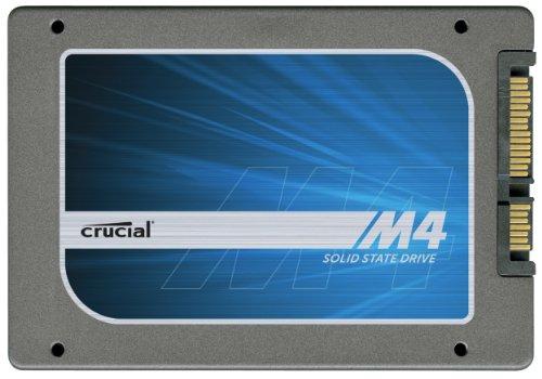 Crucial CT064M4SSD2 64GB m4 2.5-inch SATA 6Gb/s (SATA III) Internal SSD