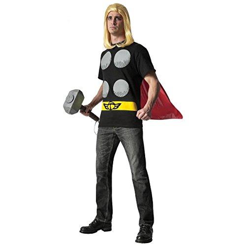 [GSG Hero Shirts Adult T-Shirt Costume Marvel Halloween Fancy Dress] (Honey Monster Costume Xl)