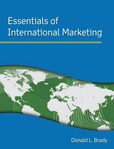 Essentials of International Marketing