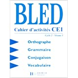 Bled, cahier d&#39;activits CE1. Cycle 2, niveau 3par Bled