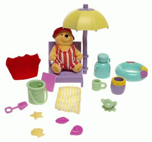 Return - Pooh's Friendly Places Cheerful Times Playset: Pooh's Day at the Lake - Buy Return - Pooh's Friendly Places Cheerful Times Playset: Pooh's Day at the Lake - Purchase Return - Pooh's Friendly Places Cheerful Times Playset: Pooh's Day at the Lake (Mattel, Toys & Games,Categories,Dolls,Playsets)