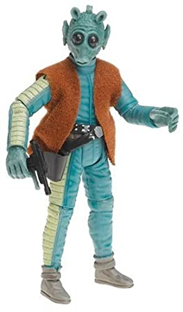STAR WARS FIGURINE GREEDO VINTAGE (Vi)