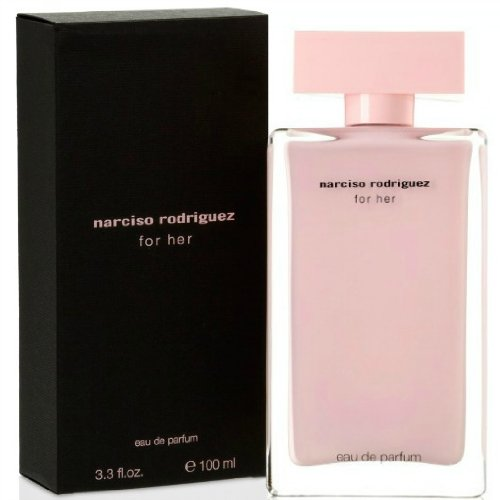 PROFUMO DONNA NARCISO RODRIGUEZ FOR HER 100 ML EDP 3,3 OZ 100ML EAU DE PARFUM