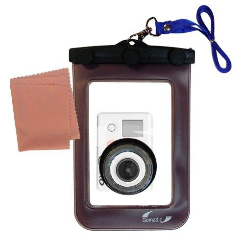 Lightweight Underwater Camera Bag Suitable For The Gopro Hero / Hd / Hero2 Waterproof Protection