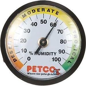 PETCO Reptile Habitat Humidity Gauge
