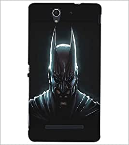 SONY XPERIA C3 SUPERHERO Designer Back Cover Case By PRINTSWAG