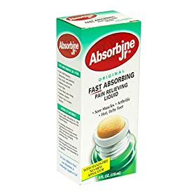 Absorbine Jr Liniment