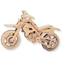 Cross Country Motorcycle 3D  Kit