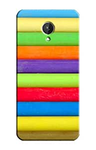 Link+ Back Cover for Micromax Spark Q380